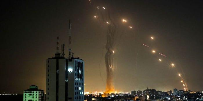 Hamas Gaza Rockets Israel