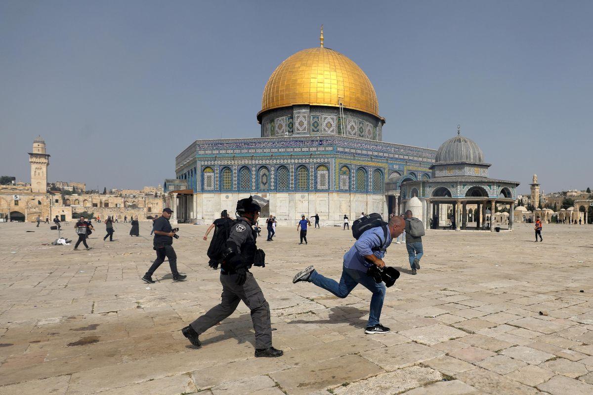 ISRAEL-PALESTINIANS-JERUSALEM